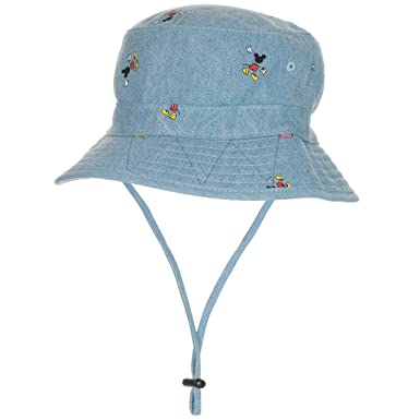 Herschel Creek Bucket Hat Washed Denim S M  Amazon.co.uk  Clothing d96424b285