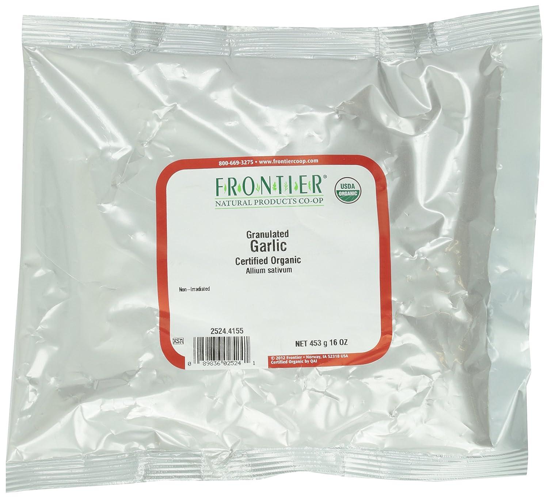 Frontier Garlic Granules, 16-Ounces
