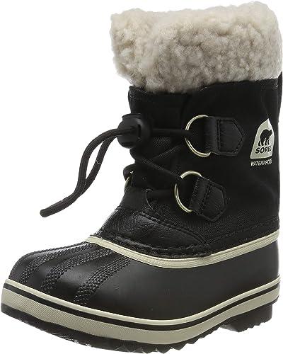 Sorel unisex-child Yoot Pac Nylon Cold Weather Boot