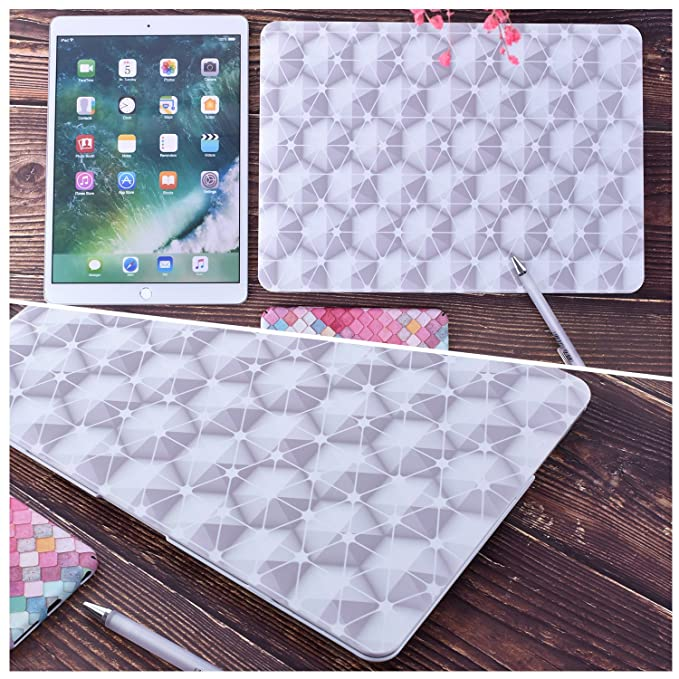 Bohemia Black EGONE Hard Plastic Protective Case Soft-Touch Apple MacBook Air 13 inch Model A1369 A1466 2012-2017