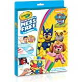 Color Wonder Paw Patrol Color Kit, Mess Free Color Wonder Markers, Colouring Pages, colouring Gift for Kids