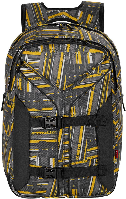 4YOU Basic Backpack Mochila Boomerang Sport 533 Stripes 533 Stripes: Amazon.es: Deportes y aire libre