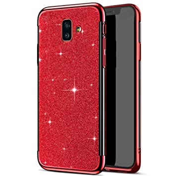 Funda Compatible con Samsung Galaxy J6 Plus 2018,Carcasa ...