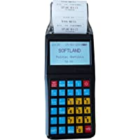 Softland India Limited Handheld Petrol Fuelstation Billing Machine with Thermal Printer