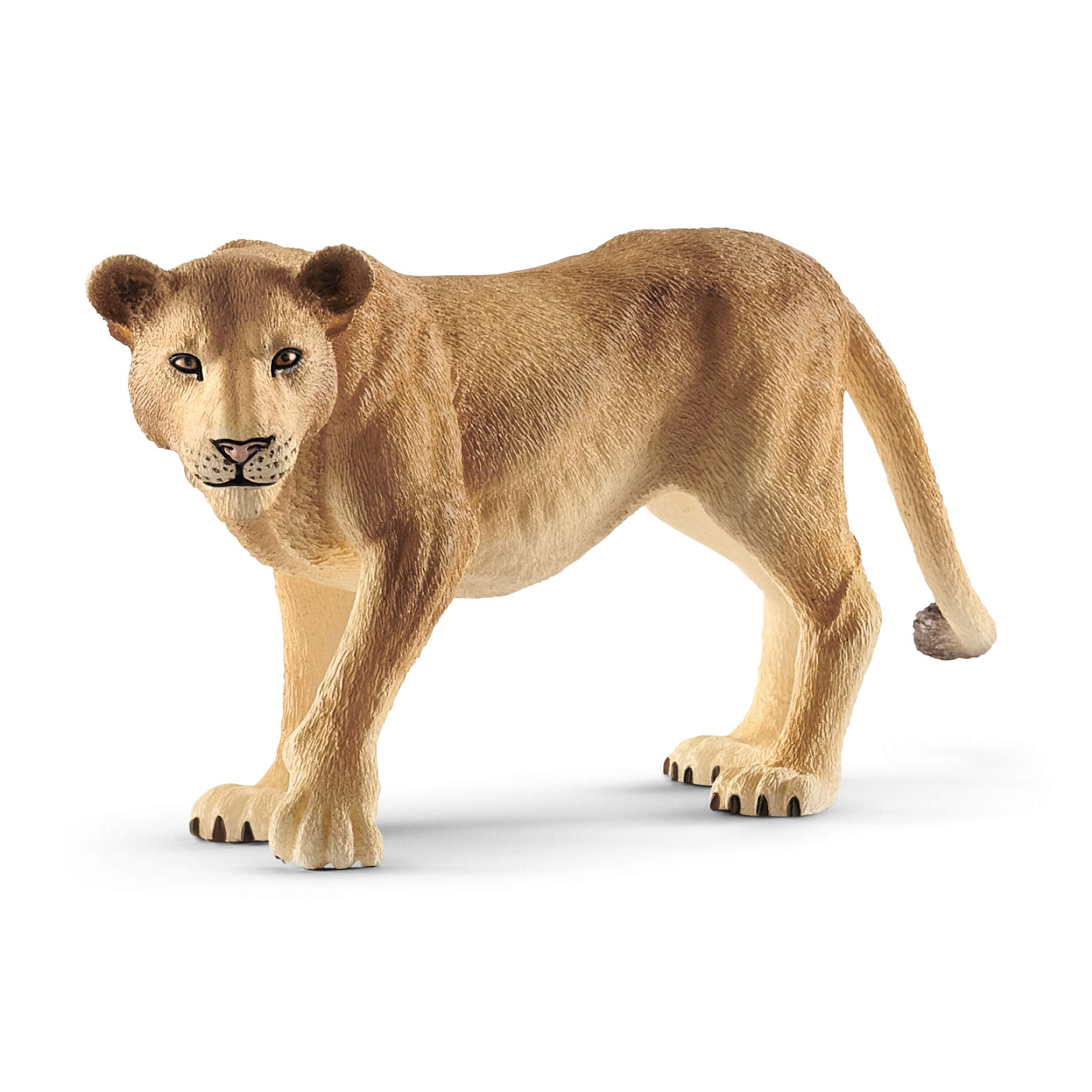 SCHLEICH Wild Life, Animal Figurine, Animal Toys for Boys and Girls 3-8 Years Old, Lioness