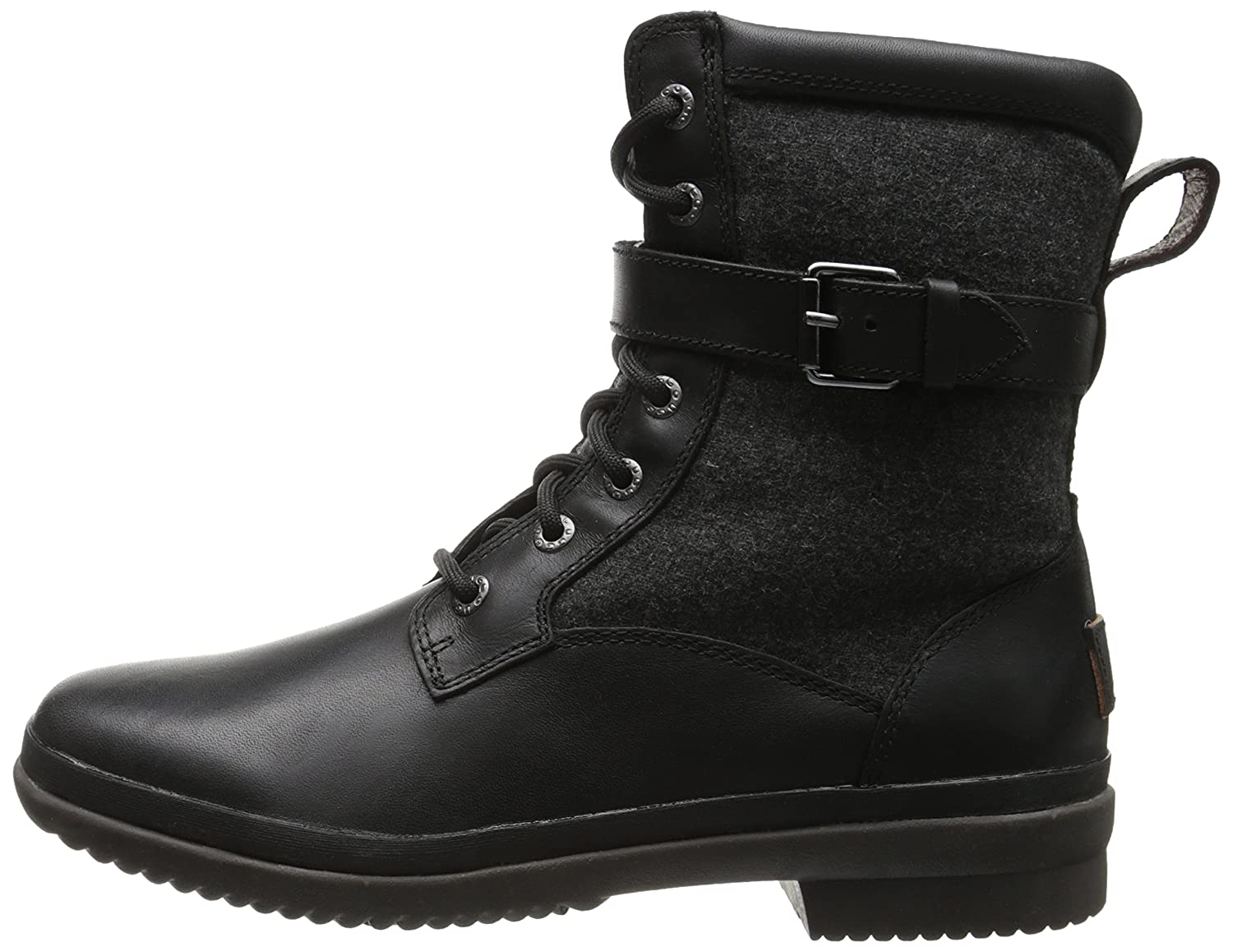 8c0322eccd0 UGG Womens Kesey Motorcycle Boot