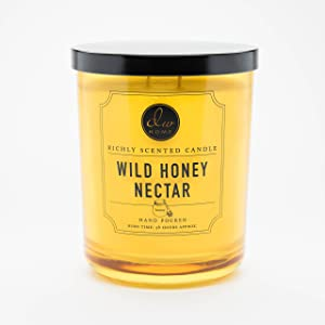 DW Home Large Double Wick Candle, Wild Honey Nectar