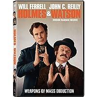 Holmes and Watson (Bilingual)