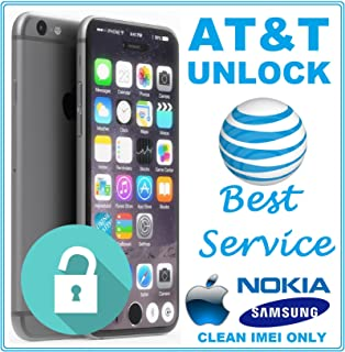 Amazon com : AT&T USA UNLOCK CODE FOR SAMSUNG, ZTE, IPHONE ONLY