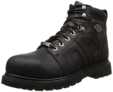 219762756892b7 Amazon.com  Harley-Davidson Men s Chad ST Work Boot  Harley-Davidson ...