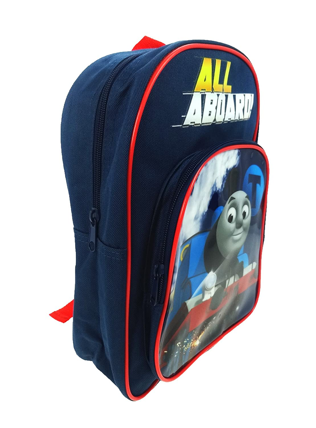 Thomas The Tank Engine Childrens Backpack 9 Liters 32 Cm Navy Blue Trade Mark Collections THOMAS001173