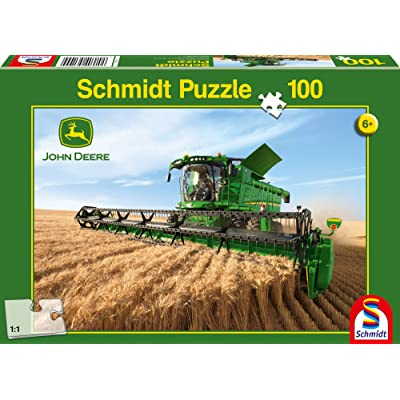 Schmidt John Deere 56144 Game, Multicolour: Toys & Games