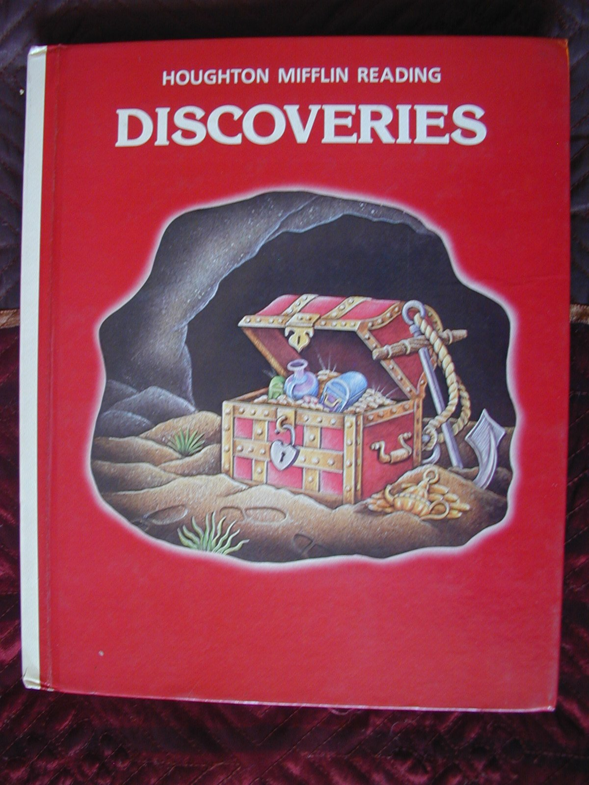 Discoveries (Houghton Mifflin Reading): William K  Durr