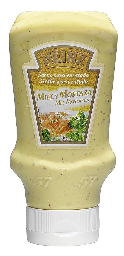 Heinz Salsa Ensalada, Miel y Mostaza - 405 g