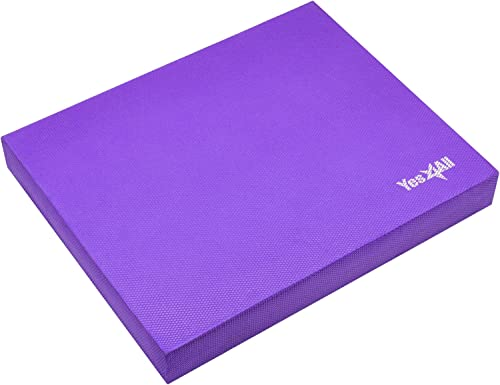 Yes4All CAAI Balance Pad, X-Large, Purple