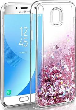 Carcasa Samsung J5 2017, carcasa J5 2017 líquido brillante – Funda ...