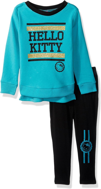 Hello Kitty Girls Pants Set
