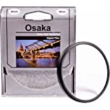 Osaka 4 Layer Multi-Coated UV Filter for Canon EOS (58mm, Multicolour)