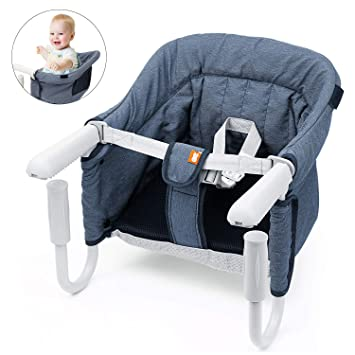 Baby Eating Table Mat Feeding Chair Cushion Waterproof Folding Infants Round Pad