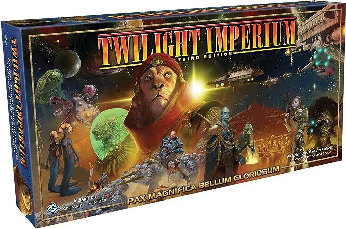 Fantasy Flight Crepúsculo - Juguete: Amazon.es: Juguetes y juegos