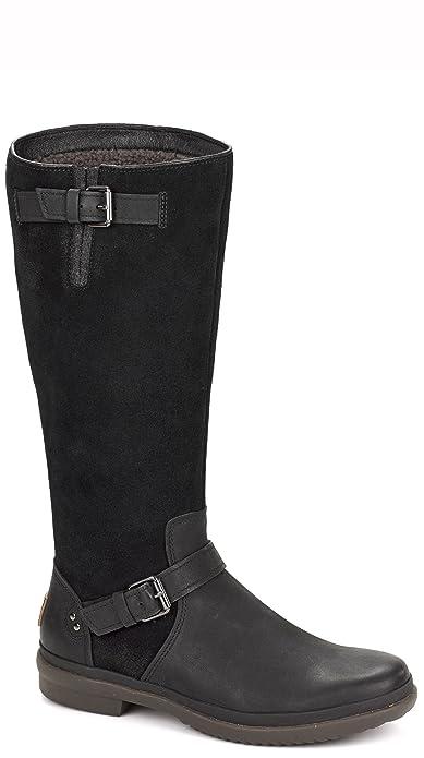 0c1d0f51847 Ugg Australia Thomsen Women US 5 Black Knee High Boot: Amazon.ca ...