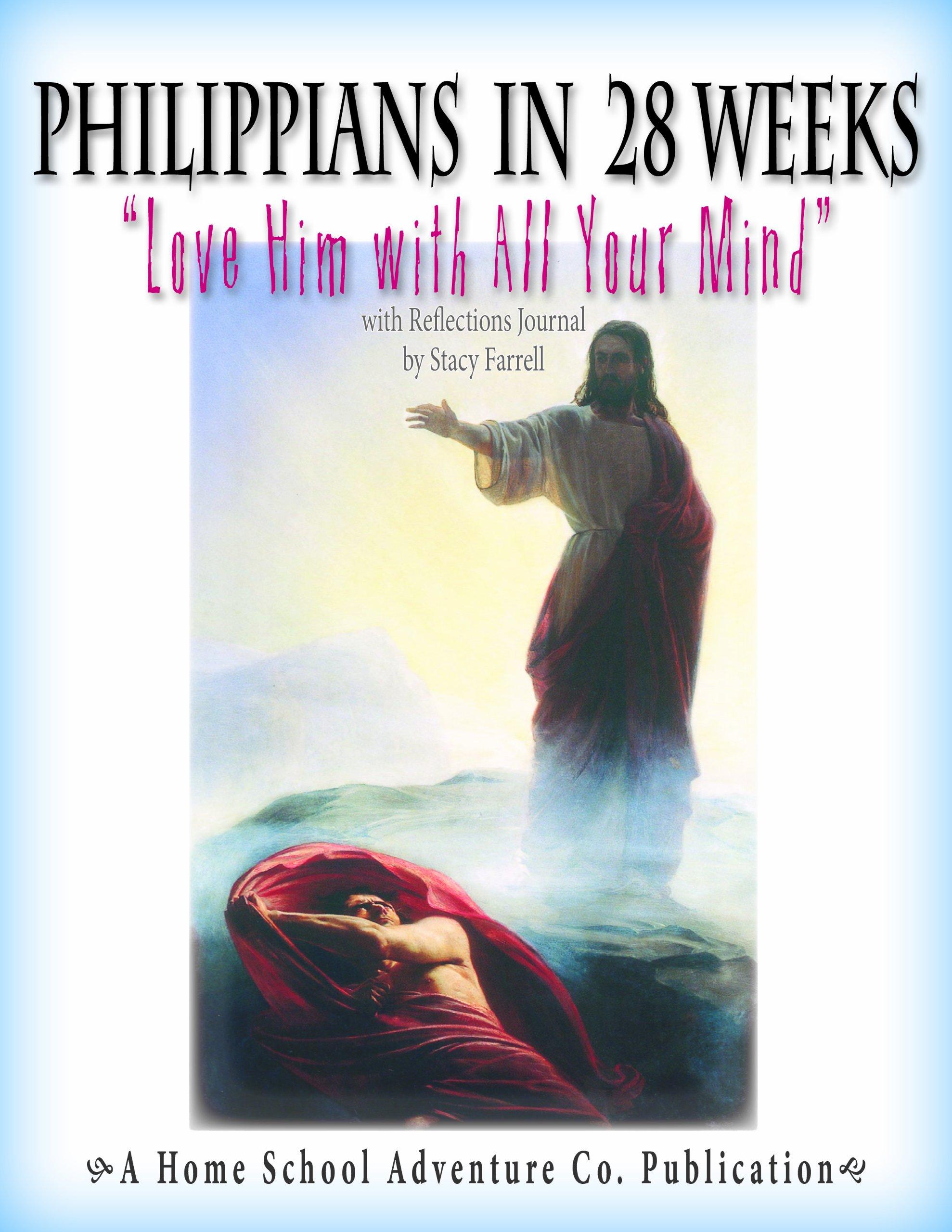 Philippians in 28 Weeks - ESV PDF