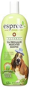 Espree Tea Tree and Aloe Medicated Shampoo