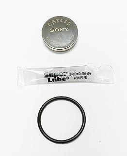 Battery Kit For Uwatec Galileo Sol /& Luna Smart Transmitter NEW!