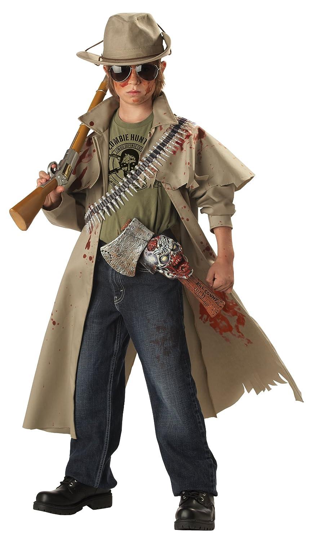 Disfraz de cazador de zombies para niño: Amazon.es: Juguetes ...