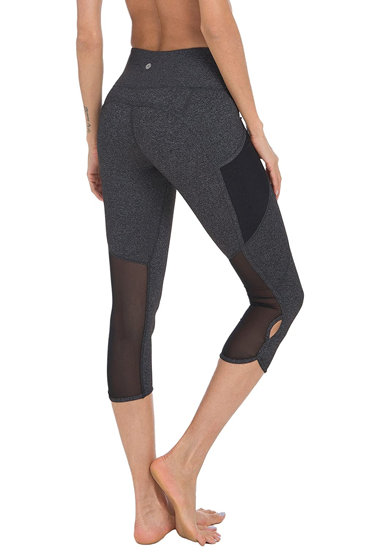 Queenie Ke Mujer Mallas Leggings Pantalones Yoga Running QK70323PANT b5572d8f0c3