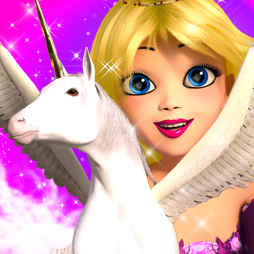 Princess Unicorn Sky World Run (Free) (Fairy Tale Jewels)