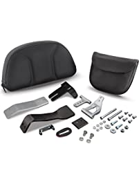 Show Chrome Accessories 41-168A Removable Smart Mount Backrest (Can Am Spyder RT),1 Pack