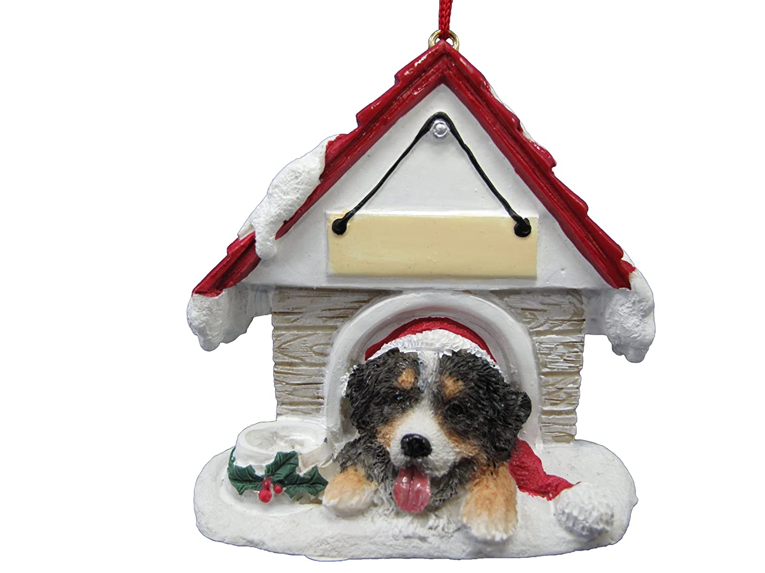 amazon com bernese mt dog ornament a great gift for bernese mt dog