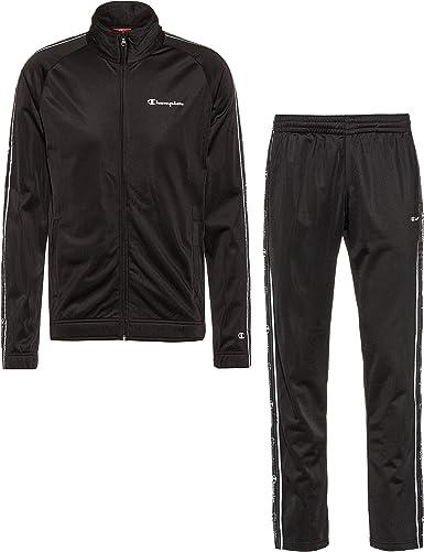 Champion Tracksuit Tuta Uomo Felpa Pantalone In Acetato Mainapps Amazon It Abbigliamento