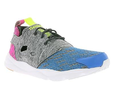 5d4ff435426bd Reebok Furylite Contemporary Women s Sneaker Gray AQ9244