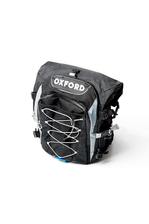 Oxford OL805 XS35 Black Motorcycle Backpack
