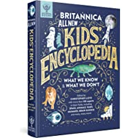 Britannica All New Kids' Encyclopedia: What We Know & What We Don't