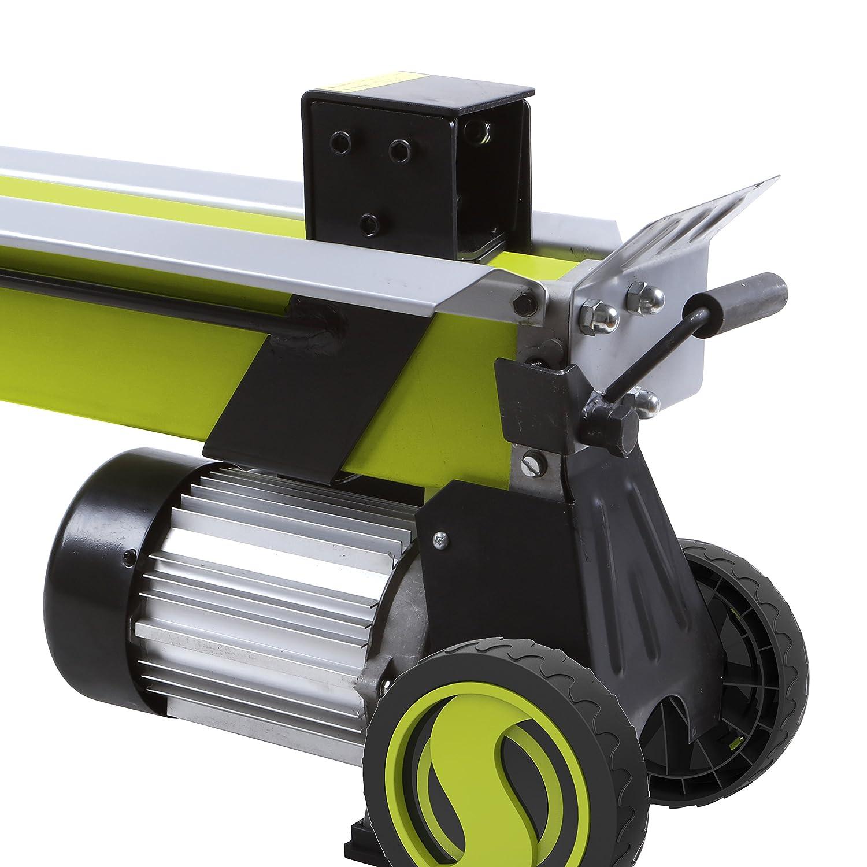 Sun Joe LJ602E 5-Ton 15 Am Electric Log Splitter w//Hydraulic Ram Green
