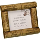 "Kate Aspen ""Vive la Vin"" Cork Place Card/Photo Frame"