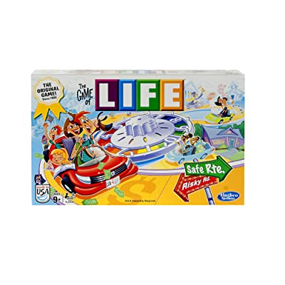 The Game of Life: Toys & Games