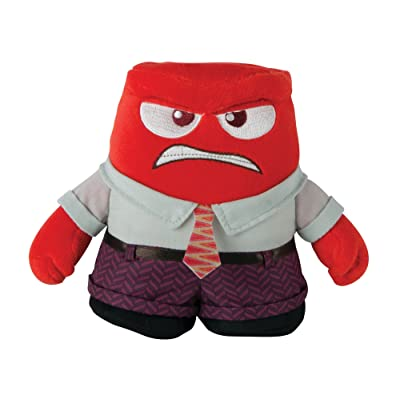 Inside Out Small Plush, Anger: Toys & Games