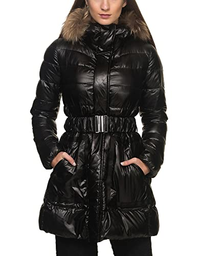 Freedomday Women's Nias Women's Black Quilted Jacket