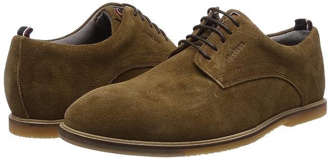 the latest 6a7fc 90260 Strellson Men's Howard Derby LFU: Amazon.co.uk: Shoes & Bags