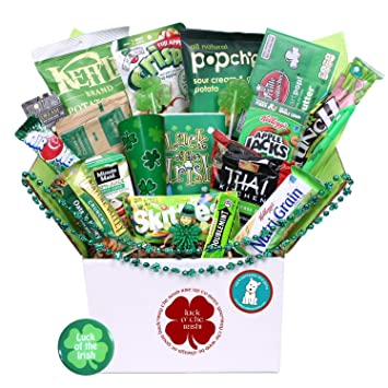 ad750c0c St. Paddy's Day Care Package - Great for College Students, Military Troops  or to