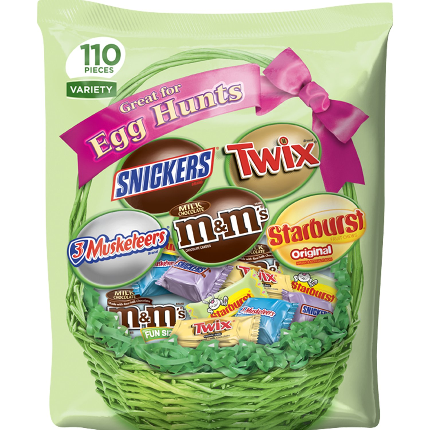 Amazon dove easter assorted springtime mix chocolate candy mars chocolate more easter spring candy variety mix 358 ounce 110 piece bag negle Gallery