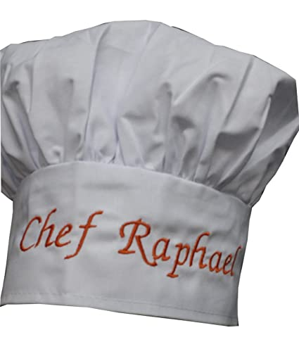Favorite Amazon.com: Personalized Chef Hat - You Name It Design: Home & Kitchen VL82