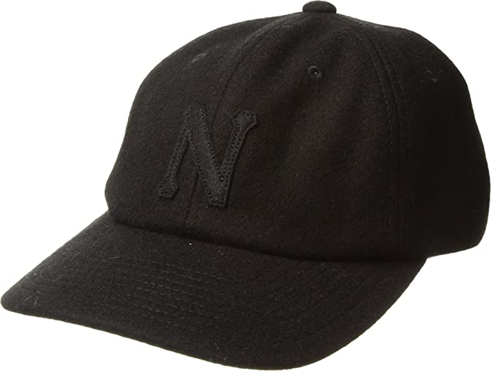 buy online 868d9 f61f2 Nixon Men s Prep Wool Strapback Hat All Black One Size