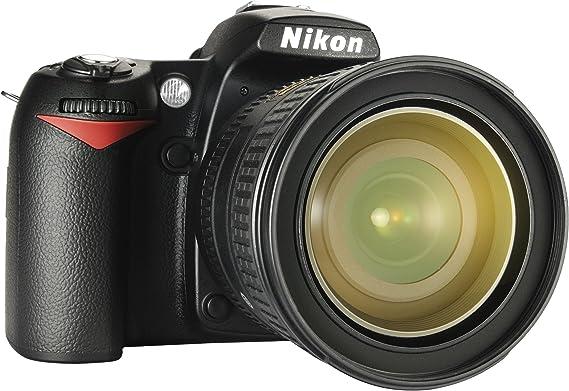 Nikon D90 Slr Digitalkamera Kit Inkl 16 85mm Kamera