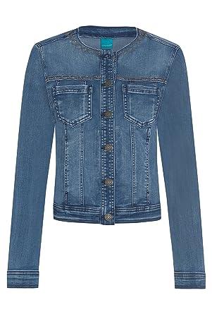 Amazon jeansjacke mit nieten