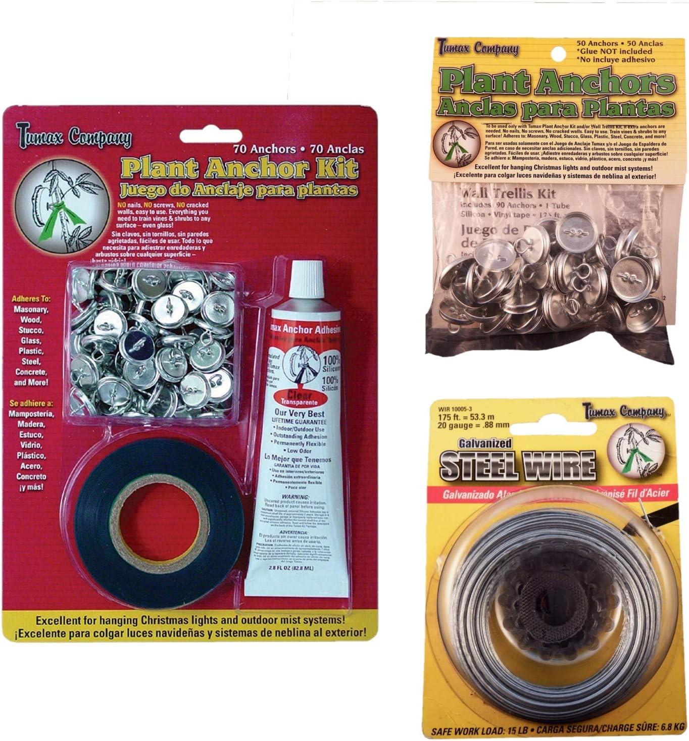 Tumax WTK-10002-2 Wall Trellis Kit
